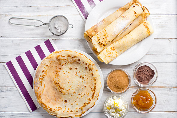 Cooking budapest try and taste fantastic desserts like pancakes the hungarian way forumfinder Choice Image